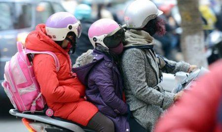 Hà Nội và các tỉnh phía Bắc lạnh sâu dưới 10 độ, học sinh tiểu học và mầm non nghỉ học