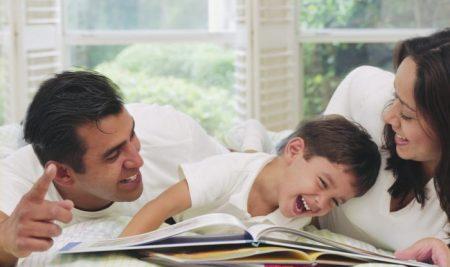 Học tiếng Anh cùng con: Bốn nguyên tắc cần ghi nhớ