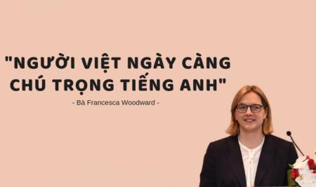 Người Việt ngày càng chú trọng tiếng Anh