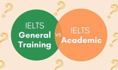 IELTS General Traning là gì? IELTS Academic và IELTS General Traning khác nhau thế nào?