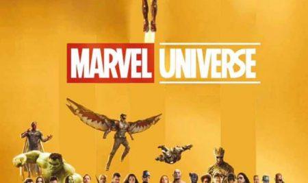 SUMMER CAMP 2021 – MARVERL UNIVERSE